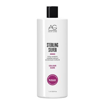 AG Hair Sterling Silver Conditioner - 33.8 oz.