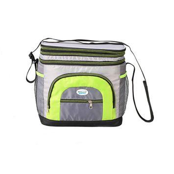 Asstd National Brand Cooler Bag 24 Can w/ Hard Plastic Ice Bucket