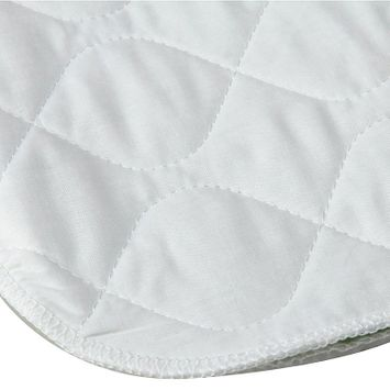 Protect Ease Absorbent Mattress Pad - White King