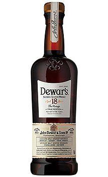 Dewar's 18 Year Old Blended Scotch Whisky