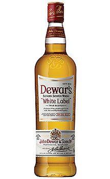 Dewar's White Label Scotch Whisky