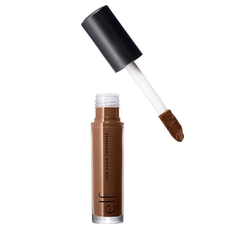 e.l.f. 16hr Camo Concealer Rich Chocolate - 0.2oz