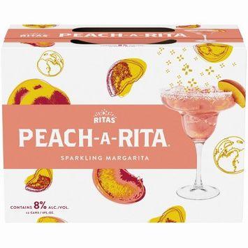 bud light® lime peach-a-rita peach margarita 1