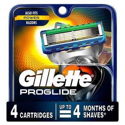 Slide: Gillette Fusion5 Proglide razor blades