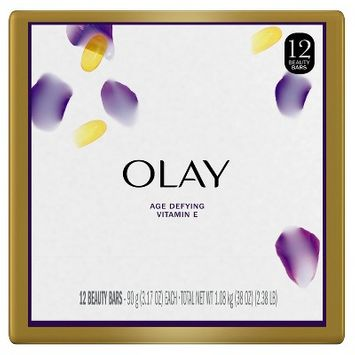 Olay Moisture Outlast Age Defying Beauty Bar 3.17 oz, 12 count
