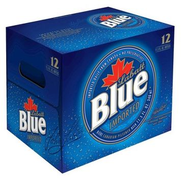 Labatt Blue Canadian Pilsener Light Beer Light