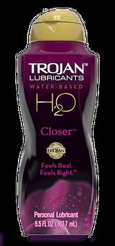 Trojan™ Lubricants H2O Closer™