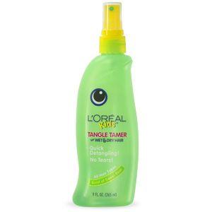 L'Oréal Paris Burst of Sweet Pear Tangle Tamer for All Hair Types