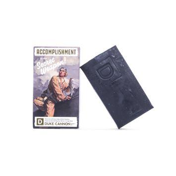 Duke Cannon Limited Edition WWII-era Big Ass Brick of Soap - Accomplishment