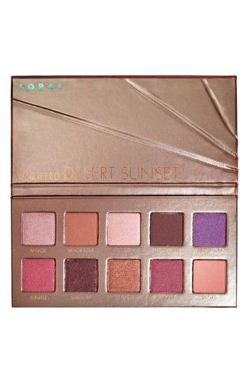 Lorac Unzipped Desert Sunset Eyeshadow Palette - No Color