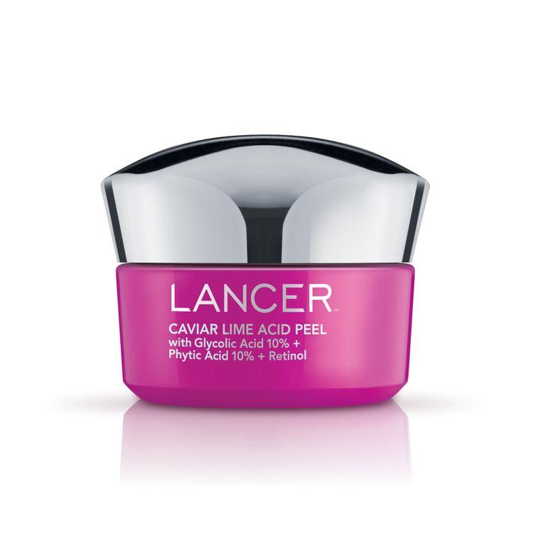 Lancer Caviar Lime Acid Peel