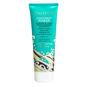Pacifica Coconut Power Strong And Long Moisturizing Shampoo