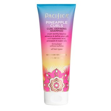 Pacifica Pineapple Curls Curl Defining Shampoo