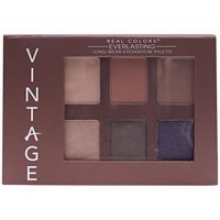 Real Colors Everlasting Eye Shadow Palette Vintage