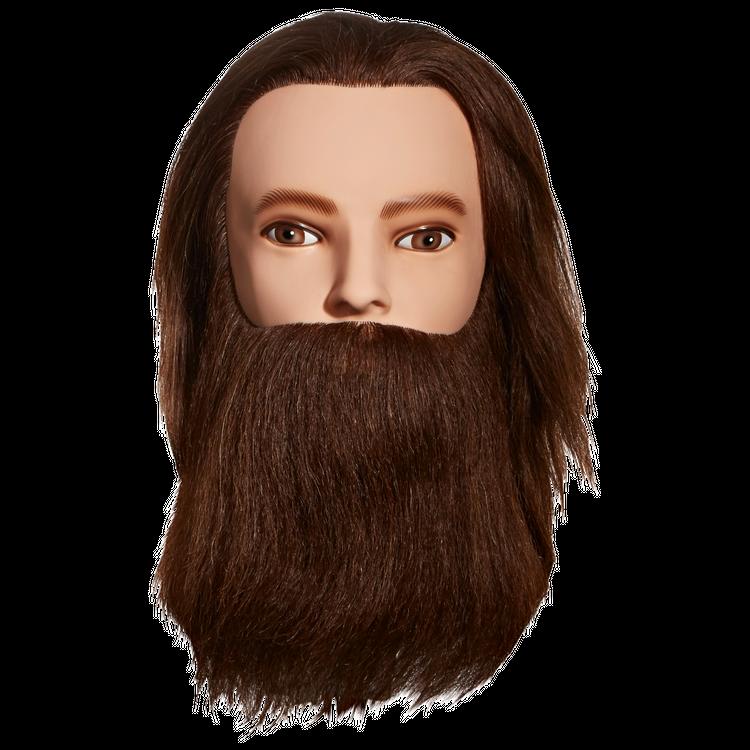 Salon Care Mr Chad Mannequin Head with Beard