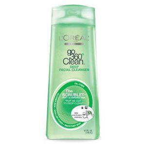 L'Oréal Paris Deep Facial Cleanser