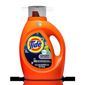 Tide Plus Febreze Sport Odor Defense Liquid