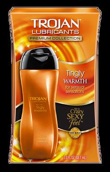 Trojan™ Lubricants Tingly Warmth Lubricant 3.0oz