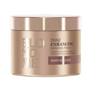 Schwarzkopf Blondme Tone Enhancing Bonding Mask - Warm Blonde 6.7oz