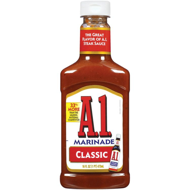 A.1. Steakhouse Classic Marinade