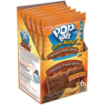 Kelloggs 12514 Pop Tarts, Frosted Chocolate Peanut Butter - 1. 76 oz.