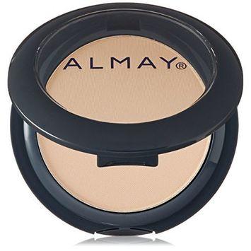 Almay Smart Shade Skintone Matching Pressed Powder, Light/Medium, 0.20 Ounce by Almay