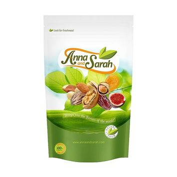 Anna and Sarah Sunflower Seeds in Shell in Resealable Bag, 1 Lb