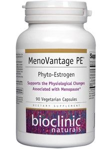MenoVantage PE 90 vcaps by Bioclinic Naturals