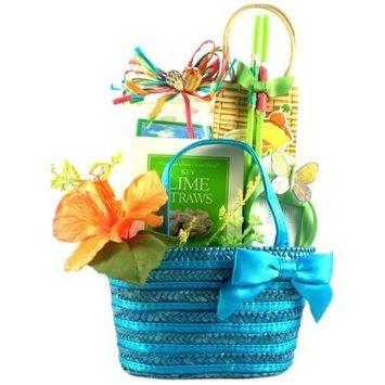 Summertime Fun, Gift Basket For Her