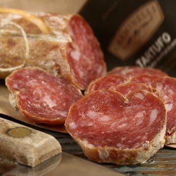 Creminelli - Italian Artisan Handcrafted Fine Meats, Tartufo Salami, 5.5 Ounce [Tartufo]