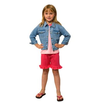 MONAG Toddler Ruffle Shorts