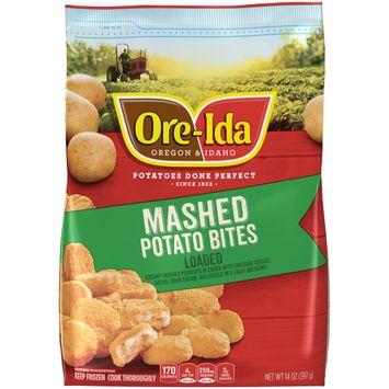 Ore-Ida Loaded Mashed Potato Bites