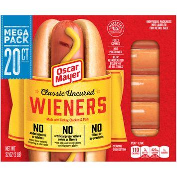 Oscar Mayer Classic Uncured Wieners