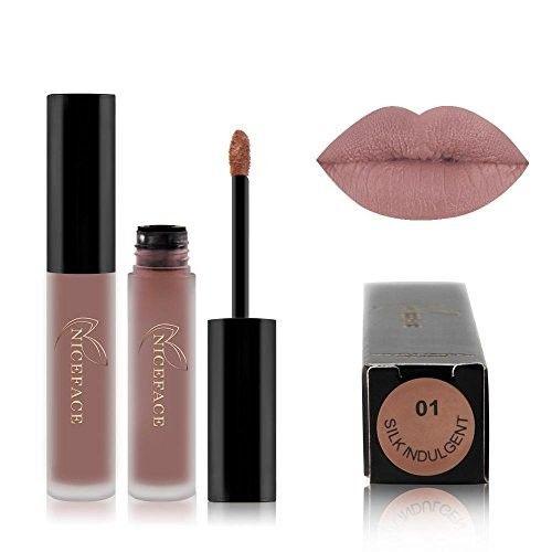 Meharbour Matte Lip Gloss Makeup Cosmetic Long-lasting Lip Tint
