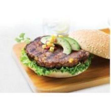 Gardein Gluten Free Black Bean Burger, 3.4 Ounce - 48 per case.