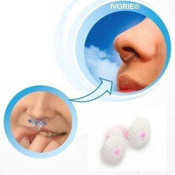 IVORIE® Nose Mask Nasal Filters Relief Anti-Allergy Asthma Pack of 10