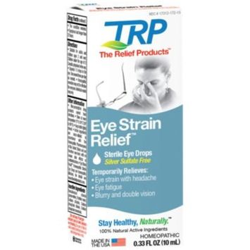 Eye Strain Relief (0.33 Fluid Ounces Drop(S)) by The Relief Products