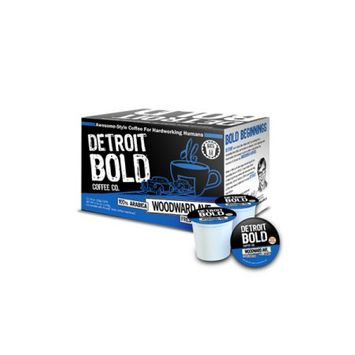 Detroit Bold Woodward Ave. 12 ct. single-serve cups
