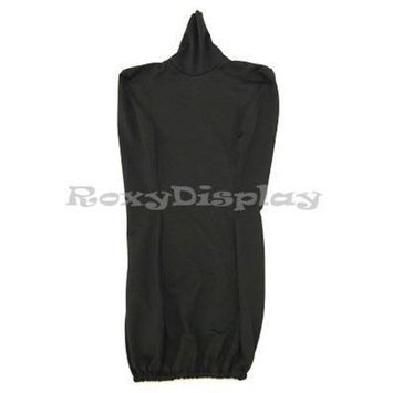 (AC-BlackCover) Body Form JF-F6/8 Black Jersey Cover (also avaliable in white color): Health & Personal Care