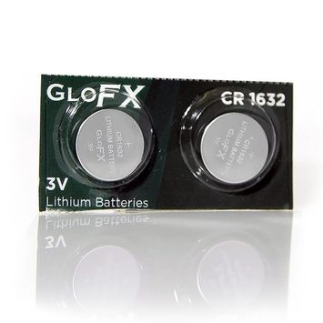 CR1632 Battery– Lithium Button Coin Cell Batteries - 3V 3 Volt - Remote Watch Jewelry led Key fab Replacement 1632 CR Pack Set Bulk