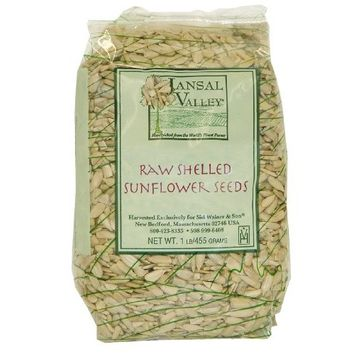 Jansal Valley Raw Shelled Sunflower Seeds, 1 Pound