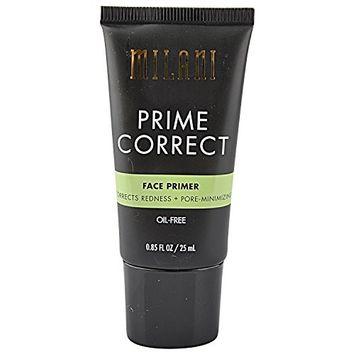 Milani Prime Correct Face Primer Redness Pore Minimizing, 0.85 fl oz