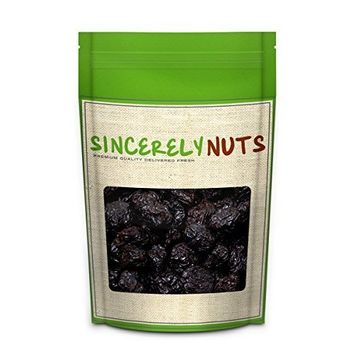 5 Lbs Pitted Prunes, Organic