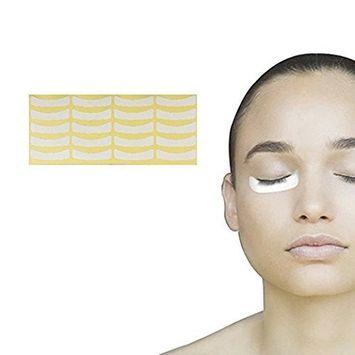 200 Pairs Under Eye Sticker Pads for Individual Eyelash Extensions, Grafting Eyelash Isolation Paper Adhesive Stickers, Eco-Friendly, Professional Lash Isolation Pads