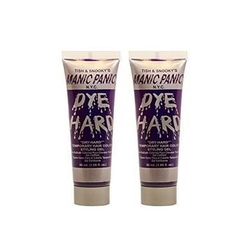 Manic Panic Temporary Hair Color Styling Gel 1.69oz PURPLE HAZE
