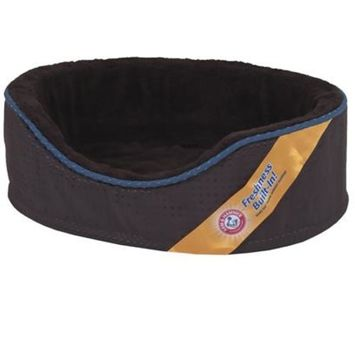 Arm & Hammer Lounger Plush/Suede 18