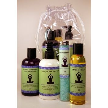 Zen Inspirations Tranquility Spa Bag Gift Set [Tranquility]