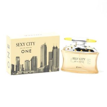 Parfums Parisienne 10037371 Sexy City One EDP Spray