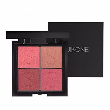 Alonea 4 Color Cosmetics Waterproof Lasting Pearls Eye Shadow Plate