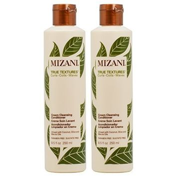 Mizani True Textures Cream Cleansing Conditioner 8.5oz / 250ml